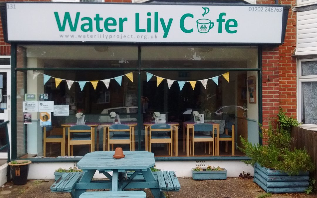 New job opportunity at Water Lily Cafe