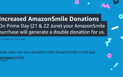 DOUBLE YOUR DONATION TO THE WATER LILY PROJECT WITH AMAZONSMILE